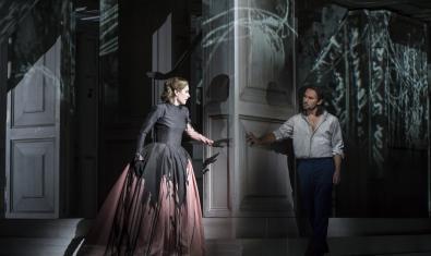 Escenografía de Kasper Holten para 'Don Giovanni'