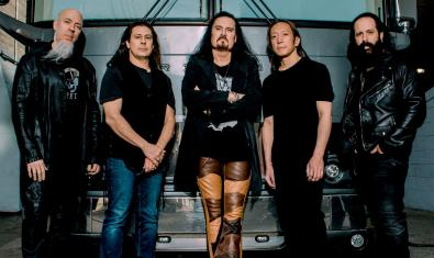 El grupo Dream Theater