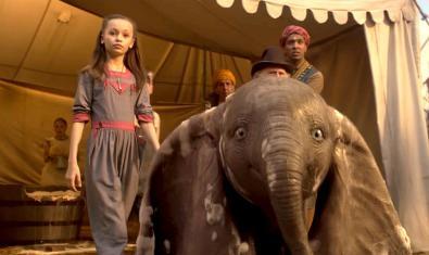 La nova versió de Dumbo es podrà veure als Cinemes Girona.