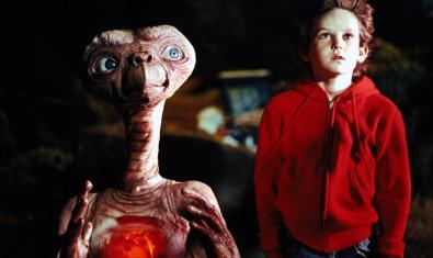 'E.T.', un clàssic del cinema que es projectarà al Phenomena el 29 de desembre