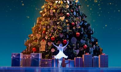 Una imagen del ballet 'El cascanueces'