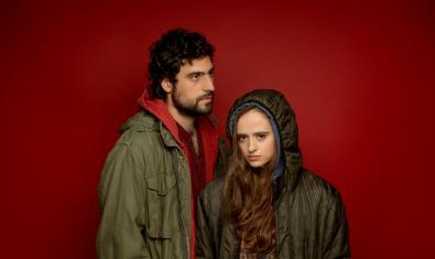 David Menénez i Júlia Genís en una imatge promocional de l'obra. © David Ruano / TNC