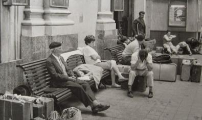 Fotograma del documental 'El largo viaje hacia la ira'