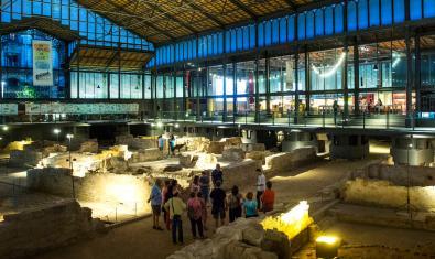 Rutes guiades nocturnes al Born Centre de Cultura i Memòria