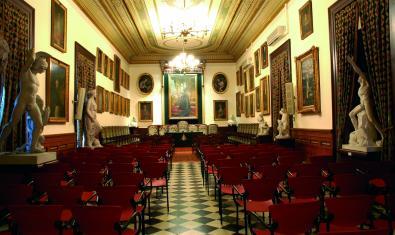 """El ciclo """"Clàssica a la Reial Acadèmia"""" empezará el próximo 6 de octubre"""