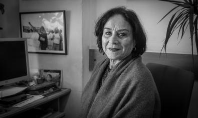 Lea Tsemel és l'advocada jueva protagonista del documental del mes 'Advocate'
