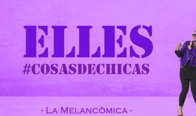 Cartell de l'espectacle 'Elles'