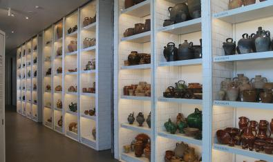 Descubrid los edificios del Museu Etnològic i de Cultures del Món