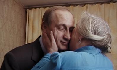 'Los testigos de Putin'