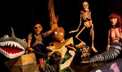 'El tresor pirata' de Marionetes Nòmades inaugura el ciclo.