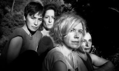 Una de les imatges promocionals d''Encara hi ha algú al bosc'