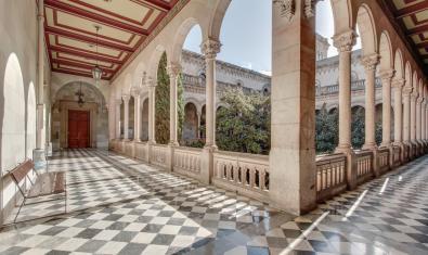 Edificio Histórico de la Universitat de Barcelona (UB)
