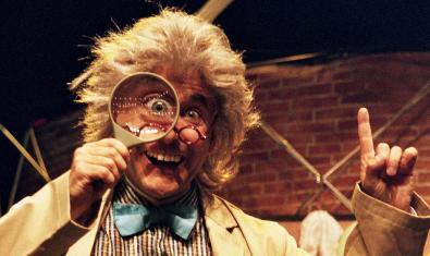 El Professor Gargot nos abre las puertas de su laboratorio.