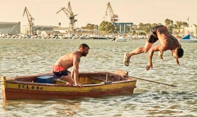 Fotograma de 'Entre dos aguas'