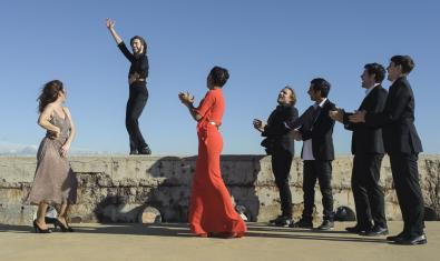 Entre Orillas, Flamenc-fusió