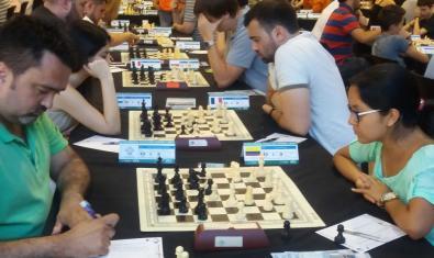 XX Open Internacional d'Escacs de Sants, Hostafrancs i la Bordeta