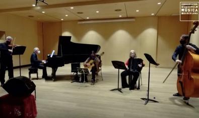 Escualo Quintet al cicle 'Dijous Concert'