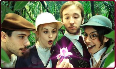 Els protagonistes de l'espectacle