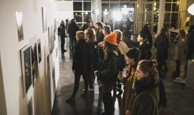 A previous edition of Poblenou Open Night