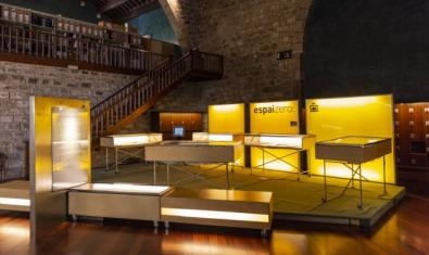 L'exposició estarà a l'Espai Zero de la Biblioteca de Catalunya