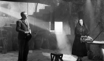 Fotografía de José Gonsaki para el film 'Aquel viejo molino' (1946)