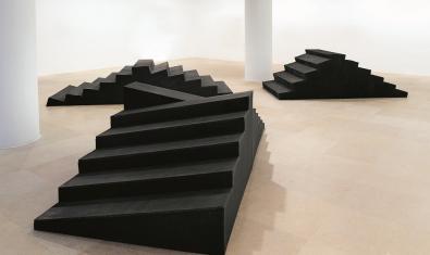 Una de les obres de l'exposició