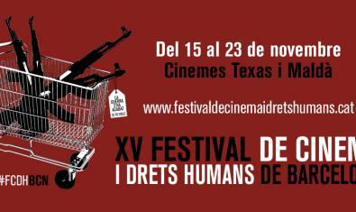 XV Festival de Cinema i Drets Humans de Barcelona