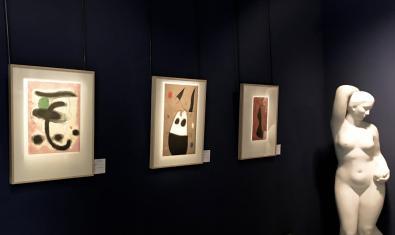'Joan Miró: Femmes' a la Gothsland fins al 8 de gener del 2021