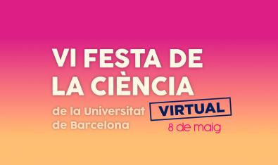 Festa de la Ciència de la UB