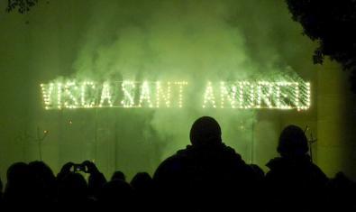 The Sant Andreu neighbourhood festival