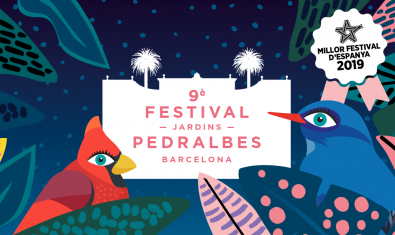 9th edition of the Festival Jardins Pedralbes