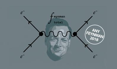 Cartel de Feynman Total