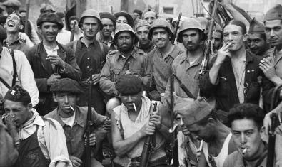 'Més enllà de les trinxeres (1936-1939)'