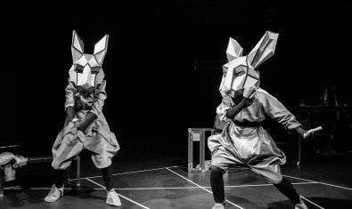 Un moment de 'Fuga de conills'