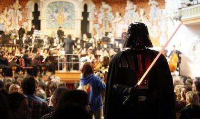 El concert de la banda sonora de 'Star Wars' està disponible al canal de l'OCM