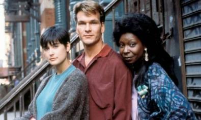 El elenco de 'Ghost. Más allá del amor'