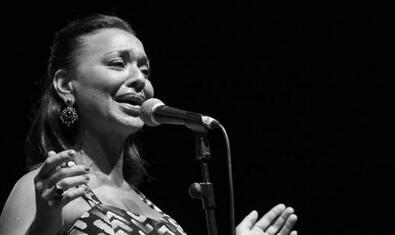 La cantaora Ginesa Ortega, que actuará en el festival el primer día