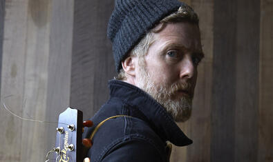 Glen Hansard won an Oscar for the best song for Falling Slowly