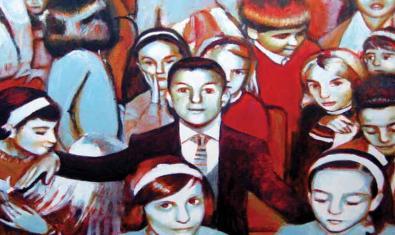 Una de les obres que podreu veure a l'exposició