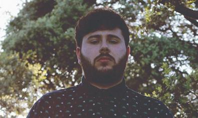El cantautor indie Gonzalo Caps