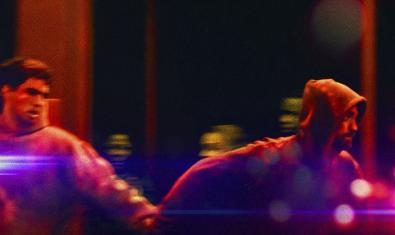 A scene from Good Time