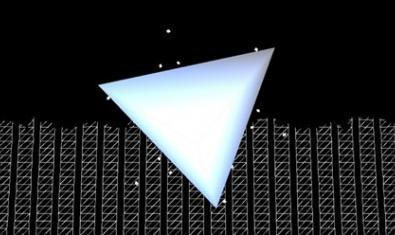 Una imatge d'un dels vídeos de live coding de l'associació Toplap