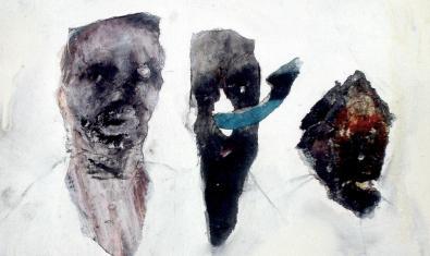 Una de las obras de Riot Über Alles que forman parte de la exposición
