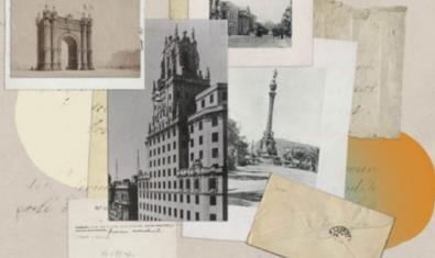 Cartel que ilustra la acción 'Historias de dos ciudades'