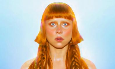 L'avatar digital d'aquesta artista nord-americana que participa al festival