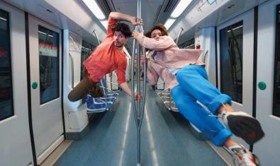 'HOP al metro!'