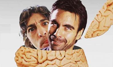 Cartell de l'espectacle 'Humor Sapiens'