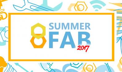 Creatividad y fabricación digital en el Summer Fab