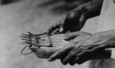 'Músiques als dits. Sanses africanes de la Fundació La Fontana'