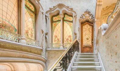 Interior de la Casa Felip